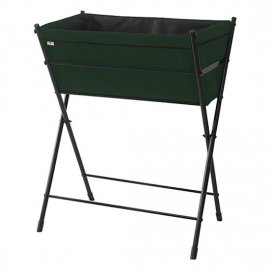 VegTrug™ Poppy Go! Planter (Dark Green)