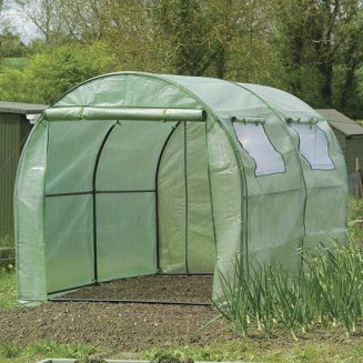 Budget Poly Tunnel