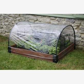 Raised Bed Frame & Poly Cover